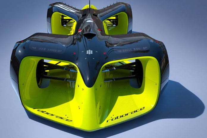 Robocar of Roborace