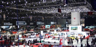Salon de Ginebra 2016