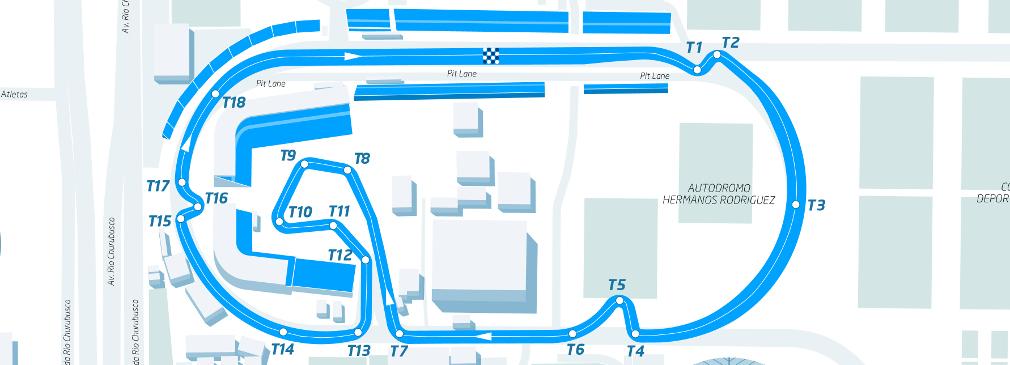 Circuito e-prix de Méjico