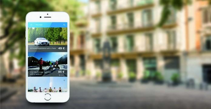 Aplicación de Weego para iOS