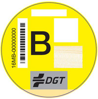Distintivo Ambiental B