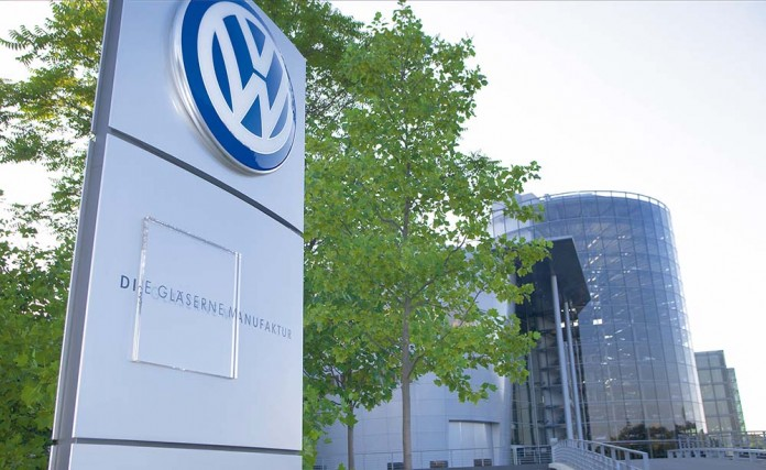Exterior Fábrica de Cristal de Volkswagen