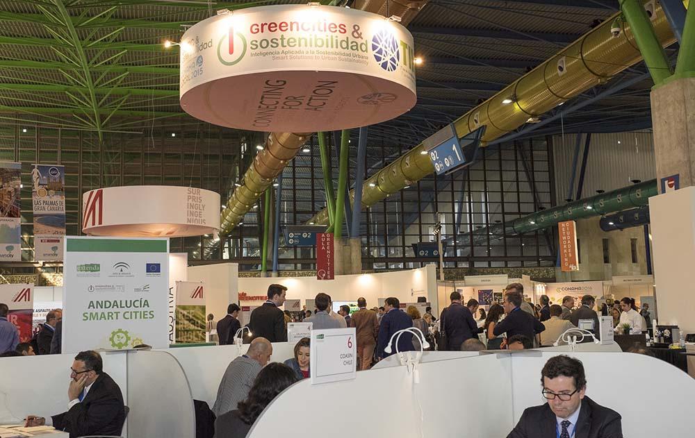 Greencities, 7º Foro de Inteligencia y Sostenibilidad Urbana