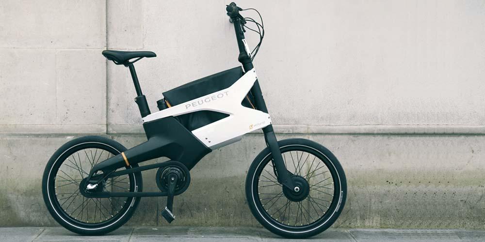 Peugeot HYbrid Bike AE21