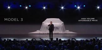 Presentación del Tesla Model 3 - Elon Musk