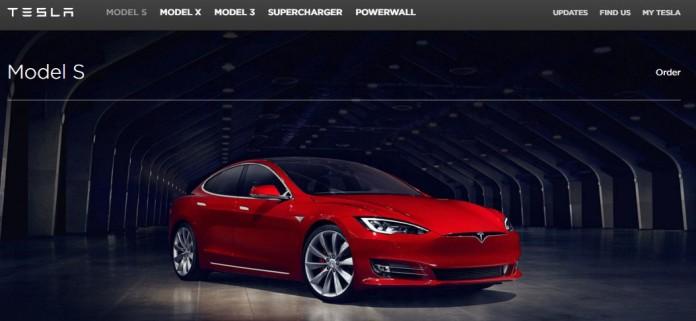 Tesla Model S Model S líder en el segmento premium en EE.UU.