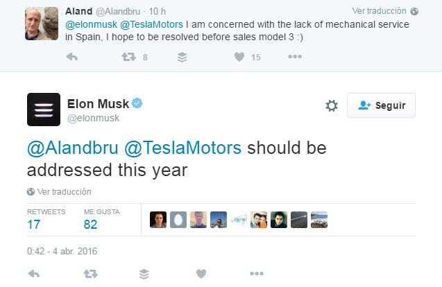 Timeline Elon Musk - Twitter