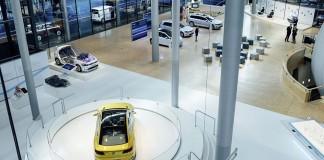El nuevo e-Golf se fabricará en Dresde