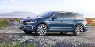 Volkswagen T-Prime Concept GTE- lateral
