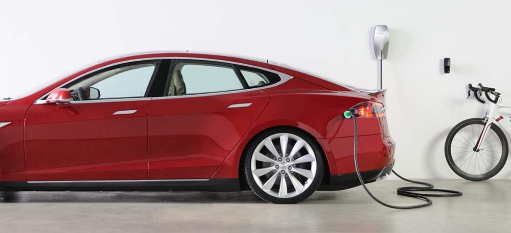 Wallbox de pared de Tesla