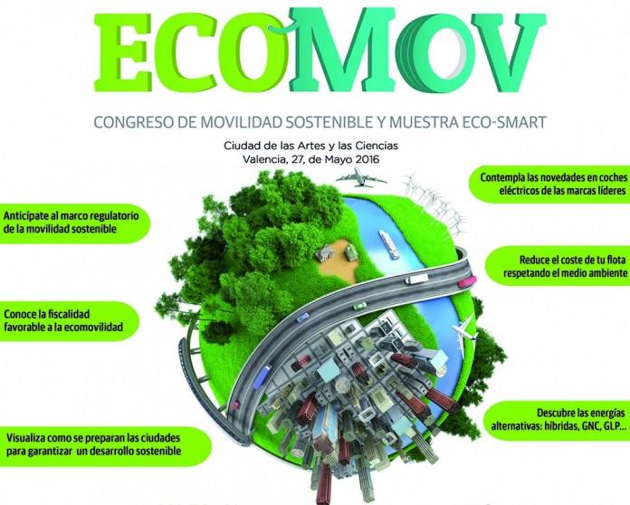 Ecomov, cartel del evento