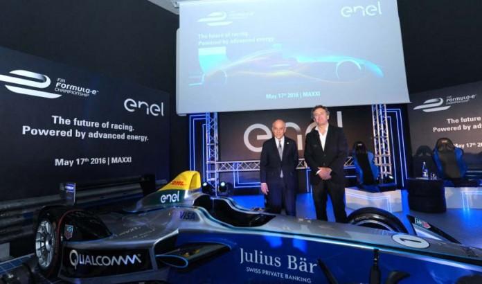 Enel entra a formar parte de la Fórmula E
