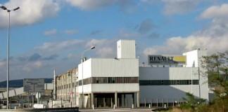 Fábrica de Renault en Flins