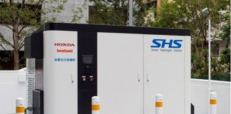 Packaged Smart Hydrogen Station (SHS)