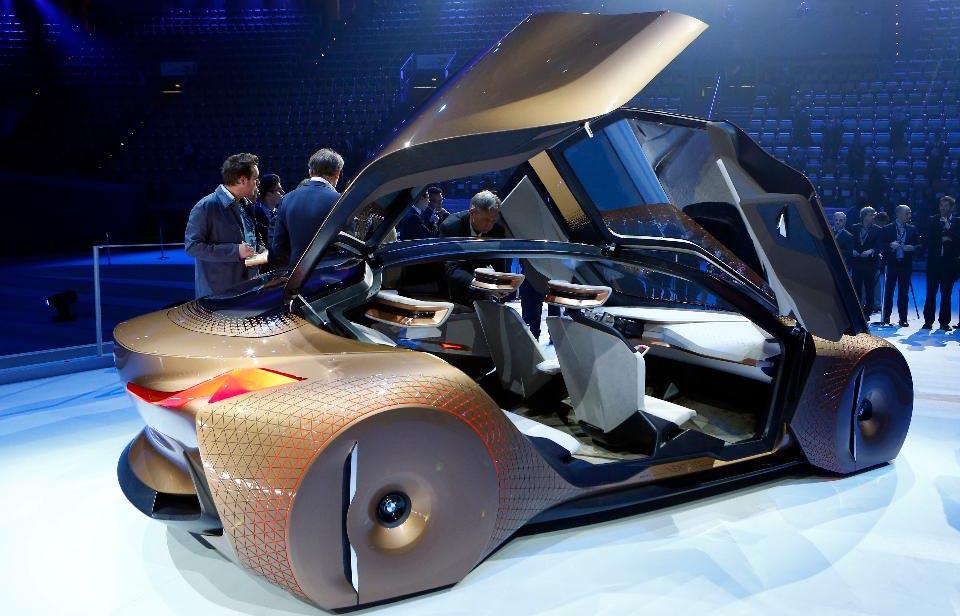 Prototipo BMW iNEXT en el Salón de Muchich