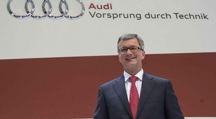 Rupert Stadler, CEO de Audi