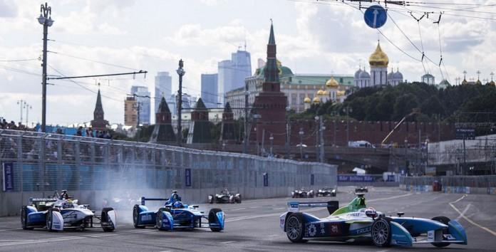 ePrix de Moscú en la primera temporada de la Fórmula E