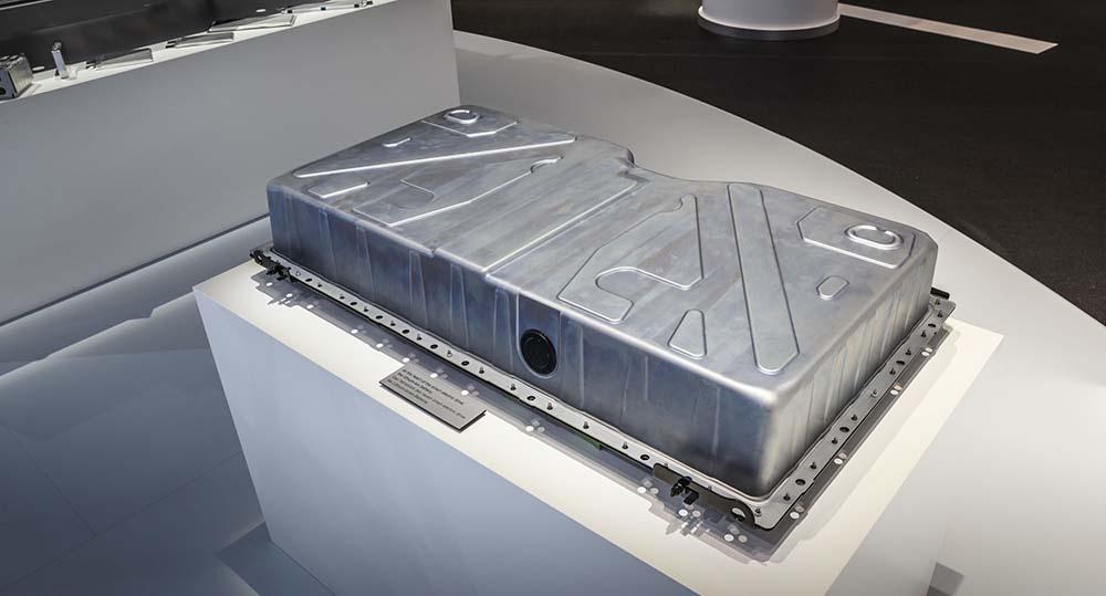 Batería de los nuevos Smart eléctricos fabricada por Deutsche Accumotive