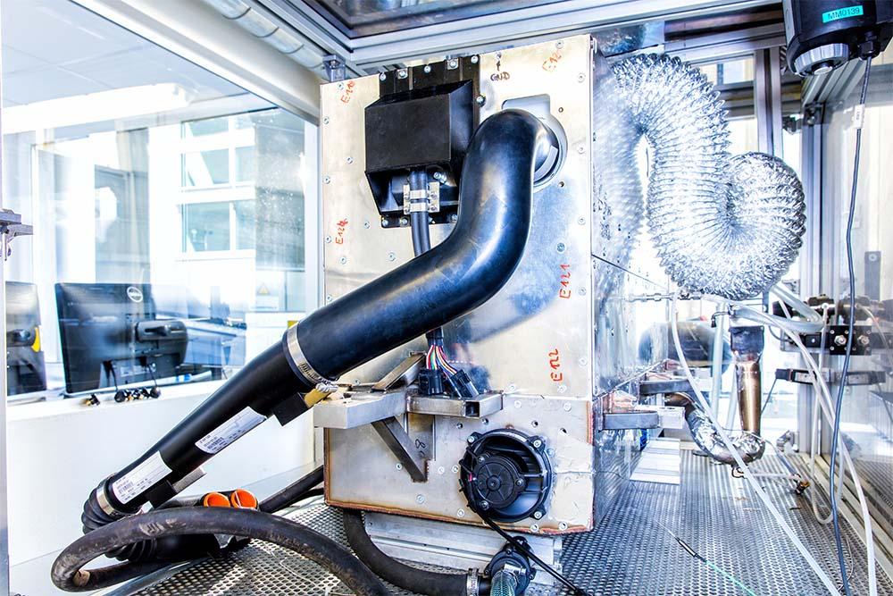 Célula de combustible de óxido sólido (SOFC)