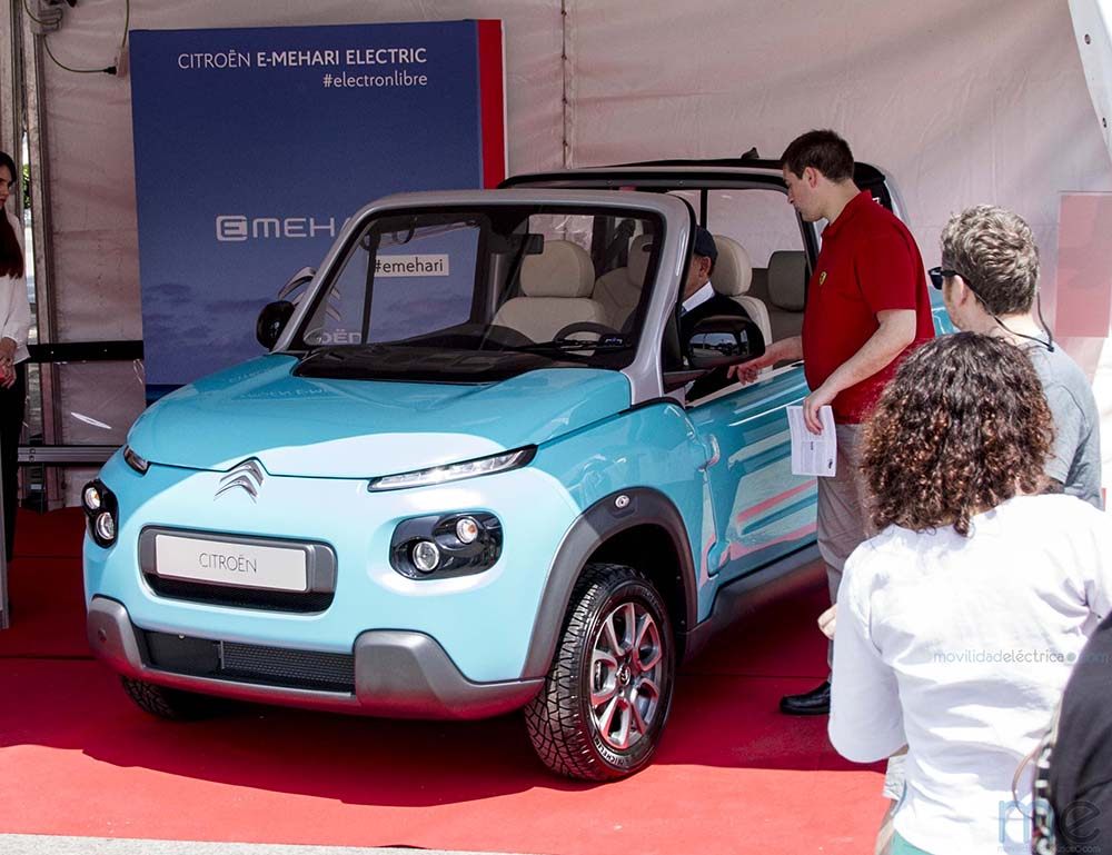 Citroën Mehari en VEM2016-2