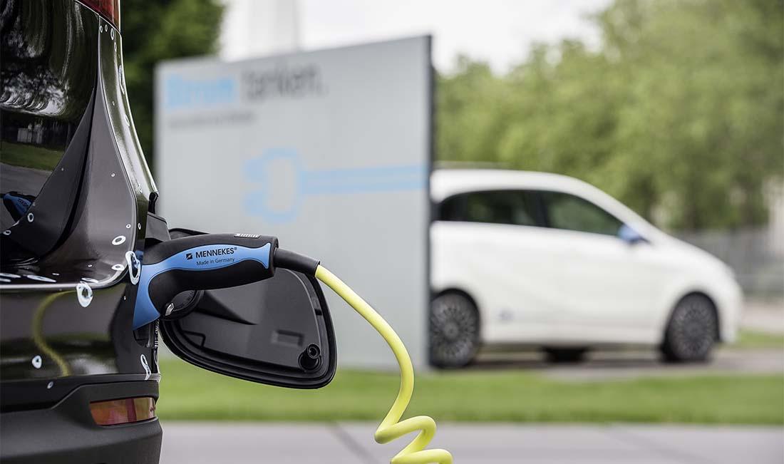 Electrificación Mercedes-Benz