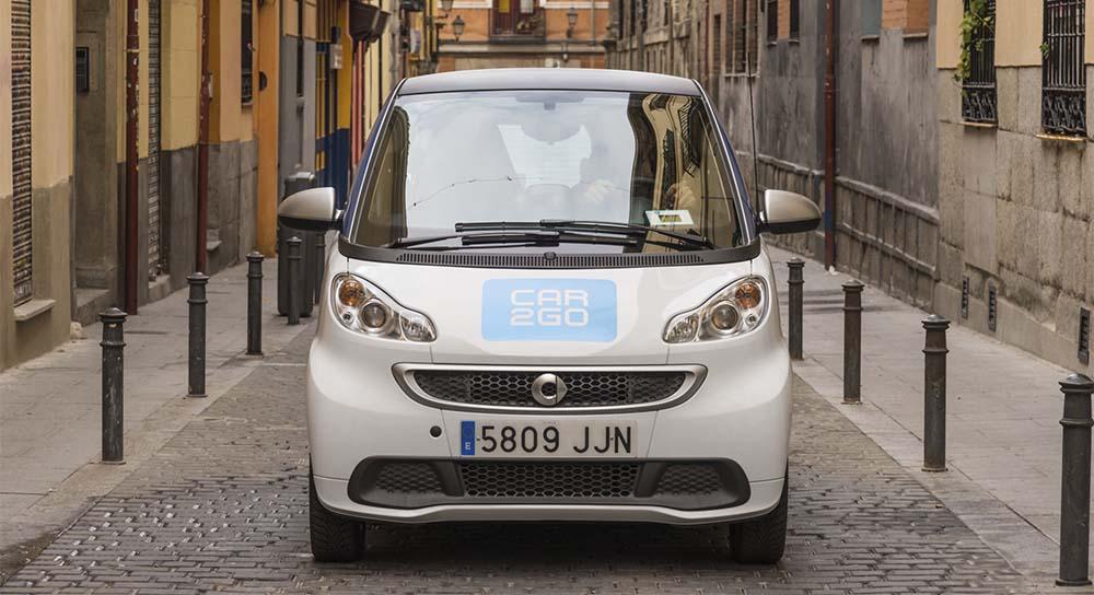 Smart ForTwo ED de car2go