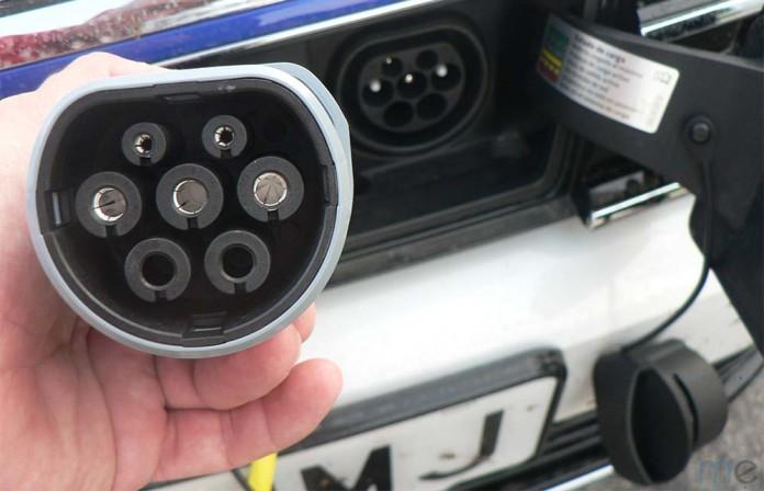 Conector Mennekes del Volkswagen Passat GTE