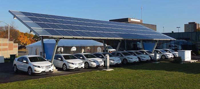 Ya circulan 500.000 vehículos eléctricos en Estados Unidos