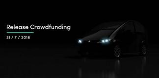 Inicio de la campaña de crowfunding del Sion