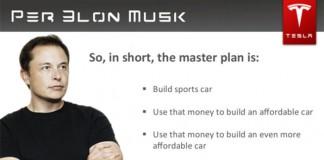 Plan Maestro de Elon Musk