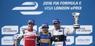 Fórmula E 2016