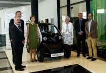 Entrega de premios dela IV edición de los premios a la mejor práctica en movilidad sostenible