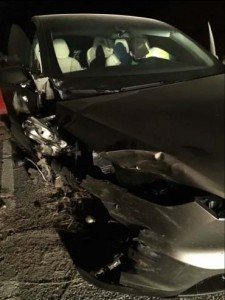 Accidente del Tesla Model X en Montana