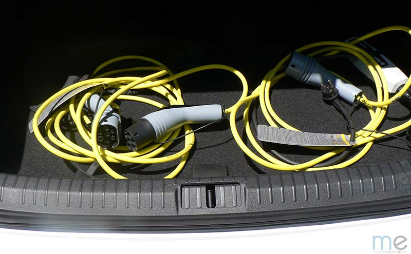 Cables de recarga del Volkswagen Passat GTE