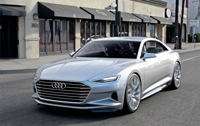 Audi A9 e-tron render