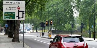 300 puntos de recarga rápida en Londres en 2020