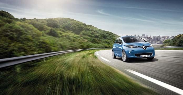 Nuevo Renault Zoe ZE40
