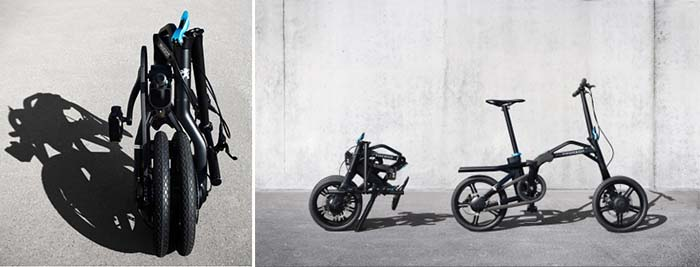 Peugeot eF01 plegable y eléctrica