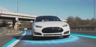Tesla Autopliot 8.0