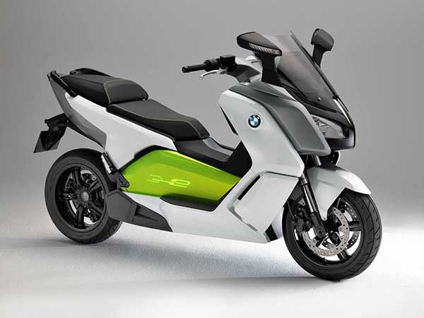 Nueva BMW C Evolution