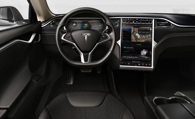 software 8.0 de Tesla