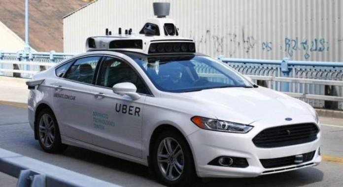 coche autónomo uber