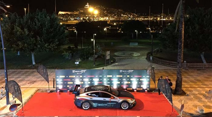 Electric GT presenta el Model S GTE en Ibiza