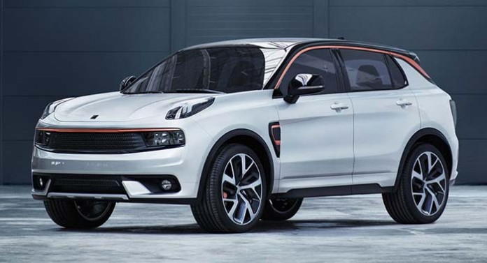 Lynk & Co 01, híbrido enchufable basado en Volvo