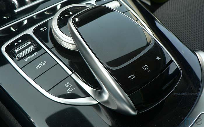 Mercedes-Benz C350e - Programas y modos de funcionamiento Motor