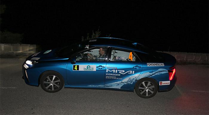 Vencedor del e-Rallye de Montecarlo 2016
