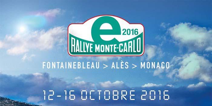 e-Rallye de Montecarlo