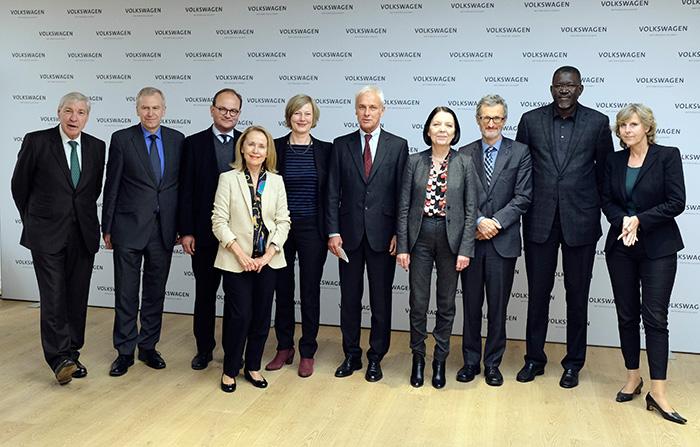 Consejo de Sostenibilidad de Volkswagen