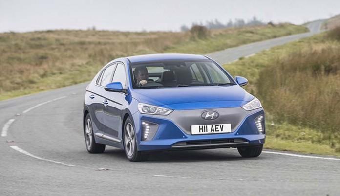 El Hyundai IONIQ eléctrico es el más eficiente de Estados Unidos