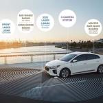 Equipamiento del Hyundai IONIQ Concept Autónomo